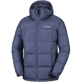 Columbia Pike Lake Hooded Jacket Men Collegiate Navy